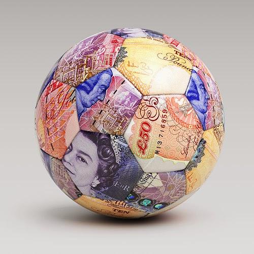 Kekuatan Uang Mempengaruhi Sepakbola