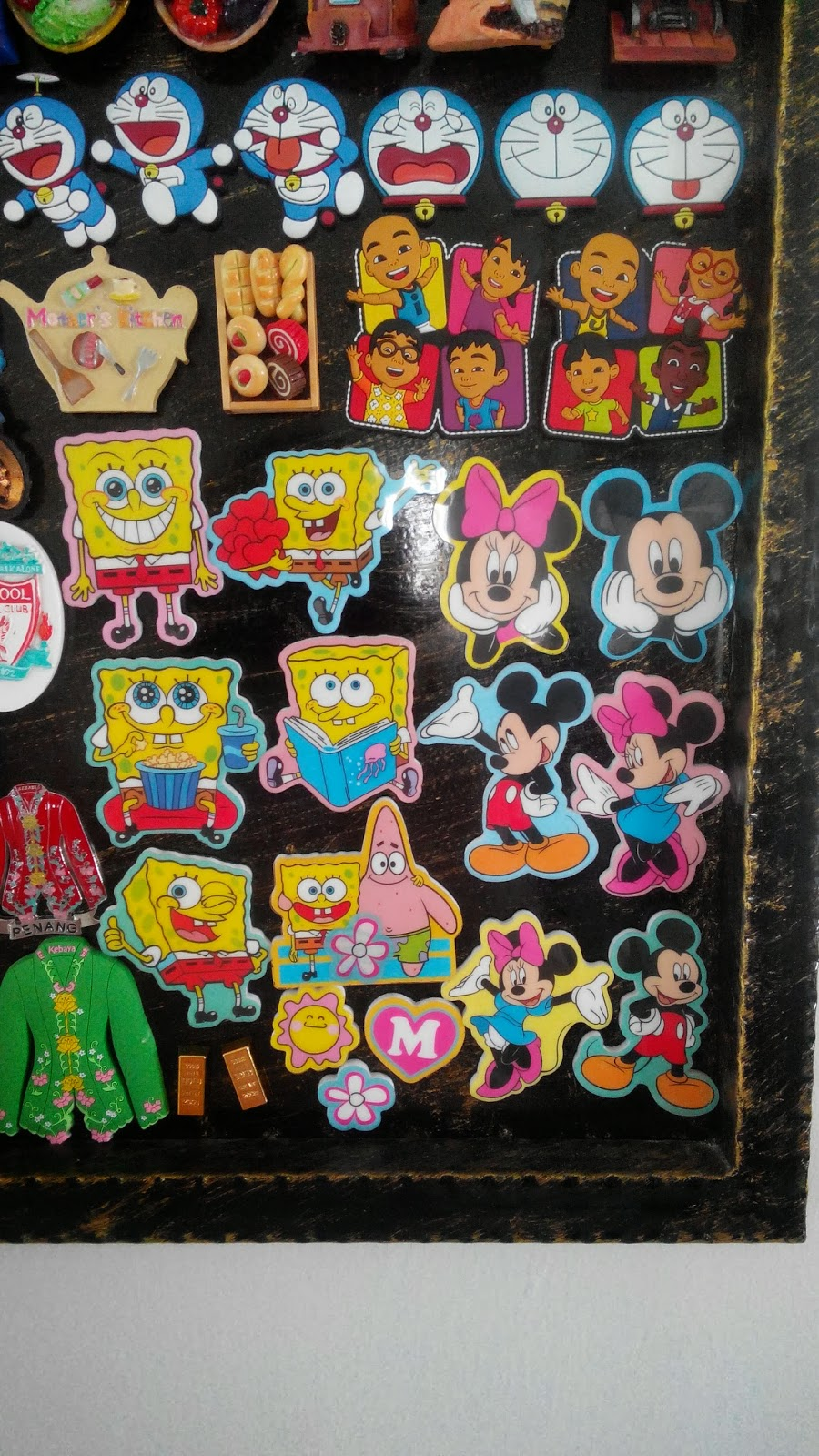 koleksi fm watak kartun