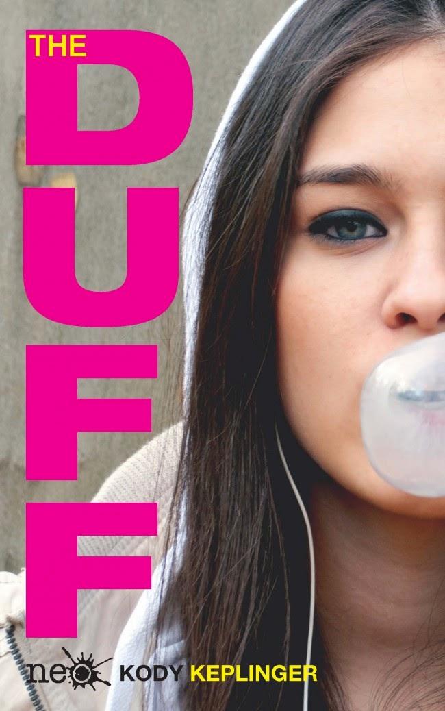 """Portada del libro """"The Duff"""", de Kody Keplinger"""