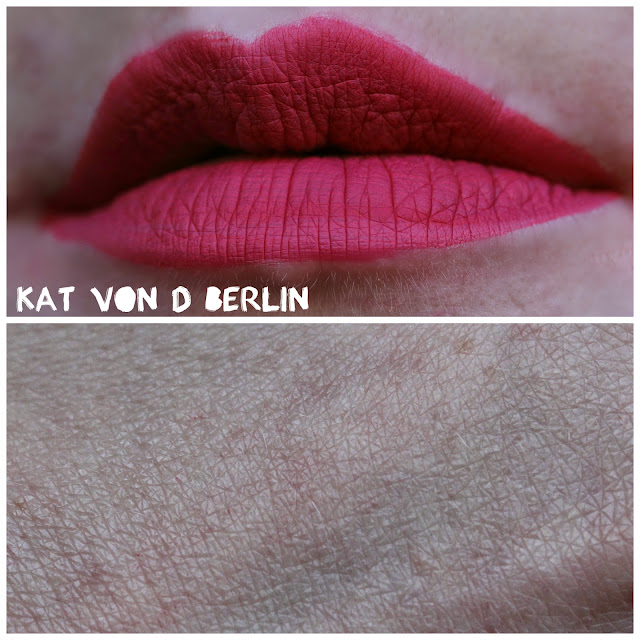Kat Von D Everlasting Liquid Lipstick in Berlin