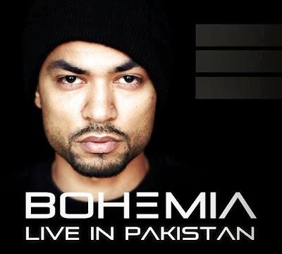 BOHEMIA PERFORMING LIVE IN PAKISTAN