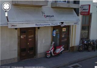 Restaurante Ponte Seca, Valença de Minho. (c) Google Street Maps