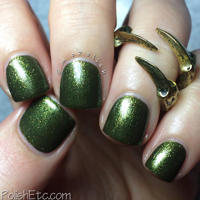 Ellagee - Fire Made Flesh Collection - McPolish - Valad