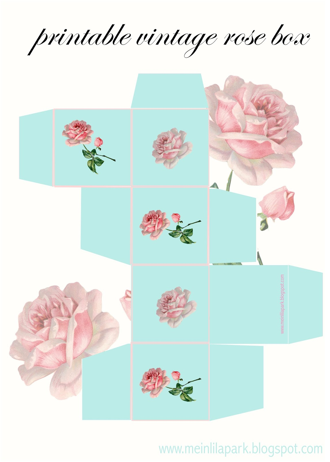 It is a picture of Lucrative Printable Gift Boxes