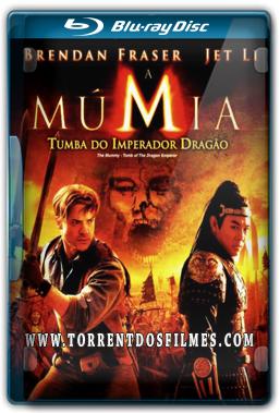 A Múmia – Tumba do Imperador Dragão (2008) Torrent - Dublado Bluray 720p