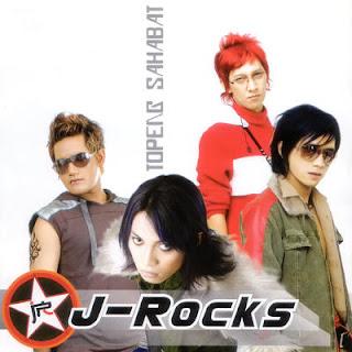 J-Rocks - Topeng Sahabat