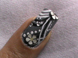 Easy nail designs with FIMO flower nail art- Fimo Canes Collection nail art design Tutorials Videos for beginners DIY Tips and ideas