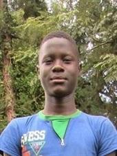 Derrick - Uganda (UG-428), Age 14