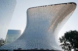 Museo Soumaya, obra de Fernando Romero.