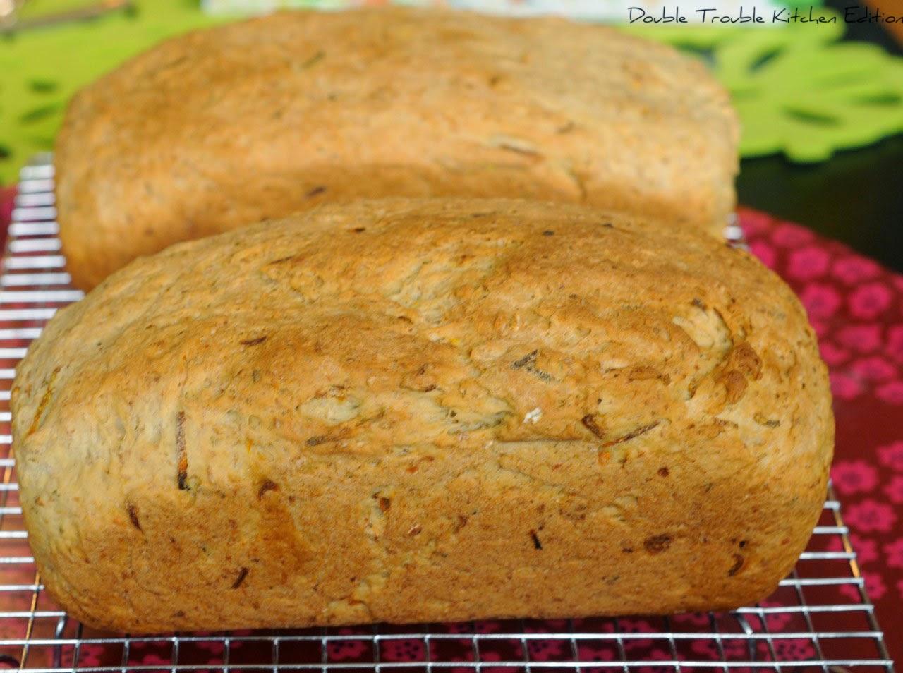 Savory Oat Bread