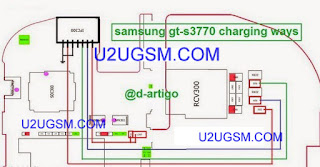 Samsung S3770 charging problem solution