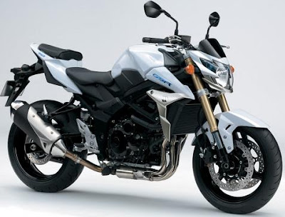New 2012 Suzuki GSR750 Now With ABS 2012 Suzuki GSR750