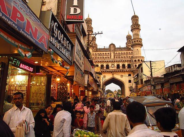 Banquet halls in Hyderabad near Laad Bazaar