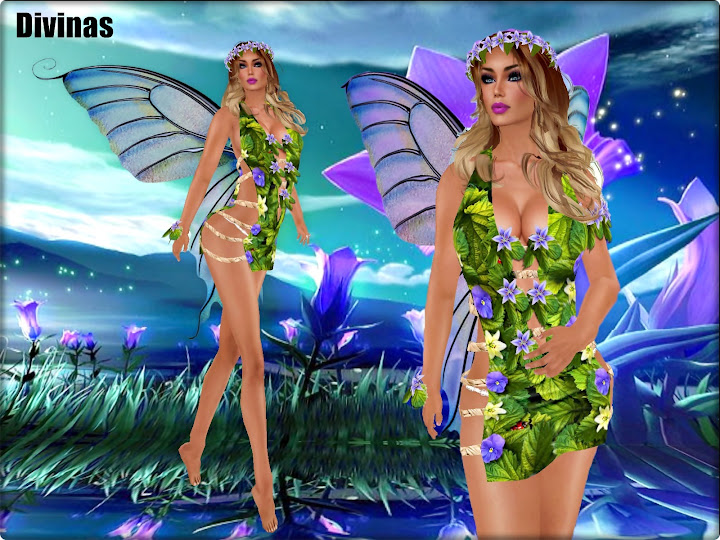Amazones: alas hada disfraz