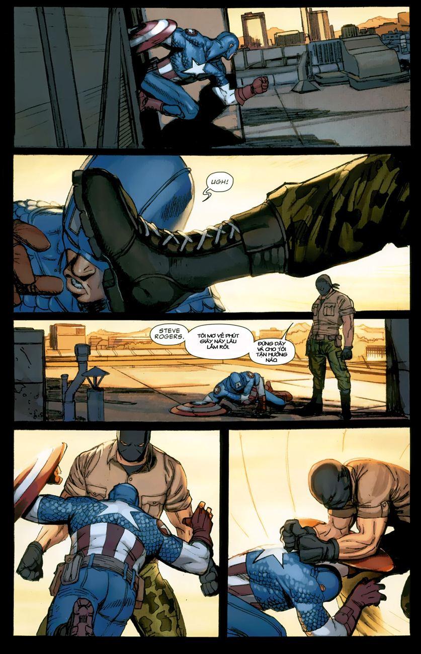 Ultimate Captain America chap 1 - Trang 19
