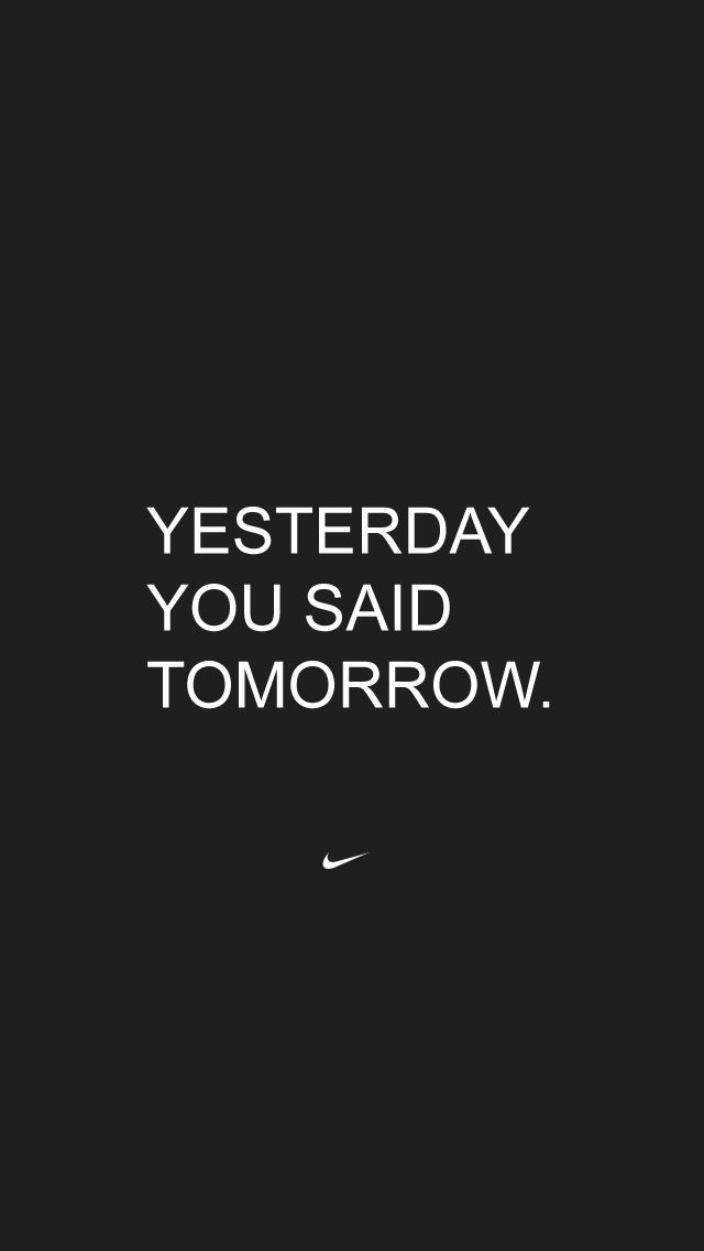 NIKE Just Do It On Pinterest 17 Pins