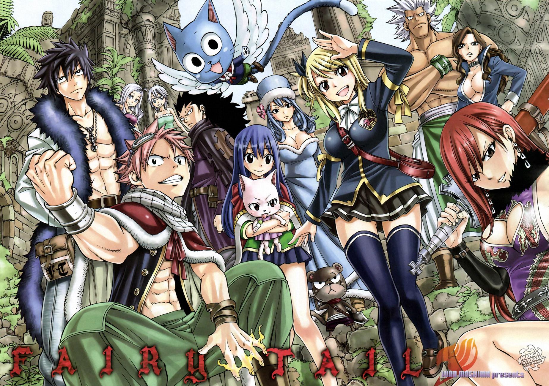 Fairy Tail chap 263 page 20 - IZTruyenTranh.com