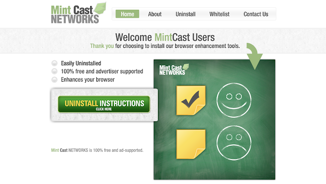 Mint Cast Networks