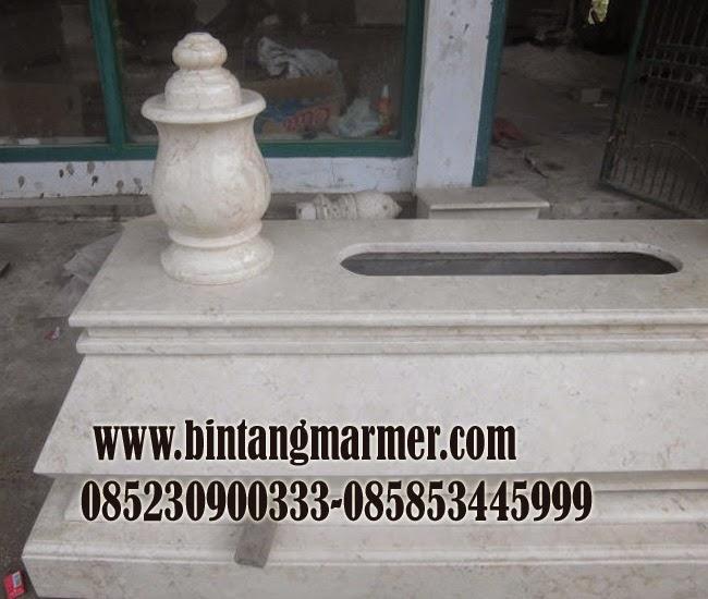 Harga Batu Nisan Makam Marmer granit