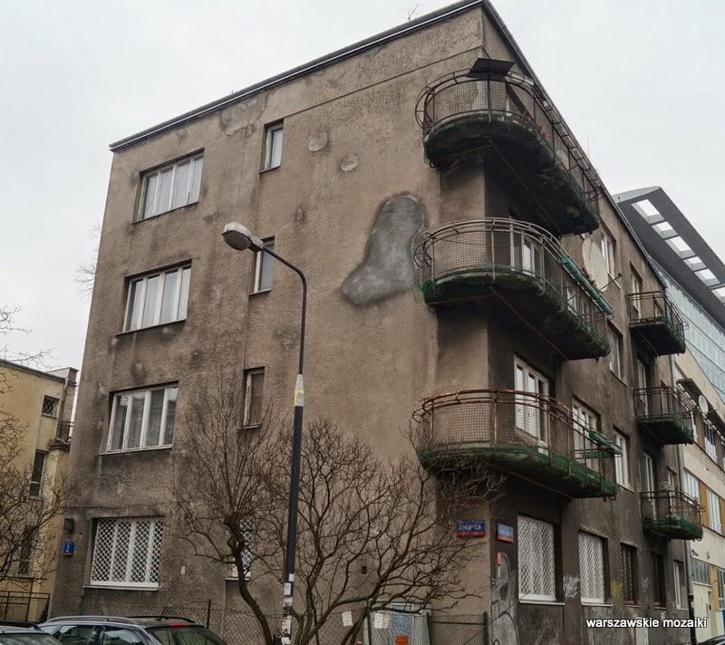 Warszawa Śródmieście spółdzielnia Ognisko Roman Feliński Piotr Kwiek