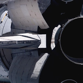 pesawat luar angkasa