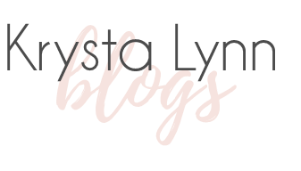 Krysta Lynn Blogs