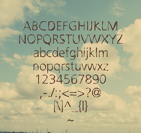 Download Gratis Font Terbaru September 2015 - Yuleo Typeface