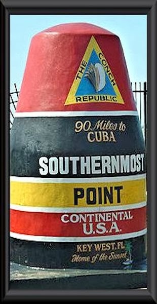 Visit The  Conch Republic