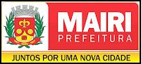 Portal da Prefeitura Municipal de Mairi