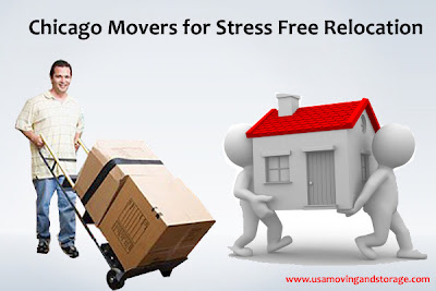 Chicago movers stress free relocation