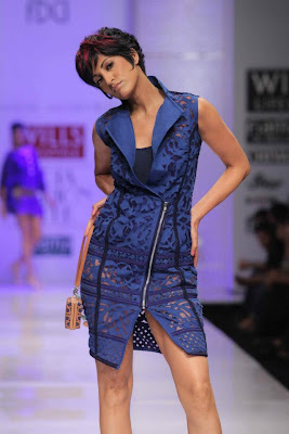 Raakesh Agarvwal at Wills Lifestyle India Fashion Week - Spring Summer 2012 Day 3
