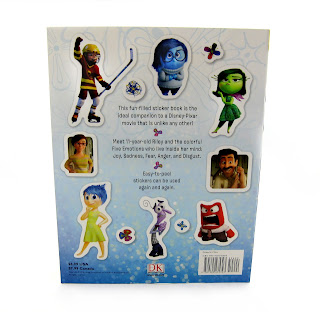 inside out sticker book