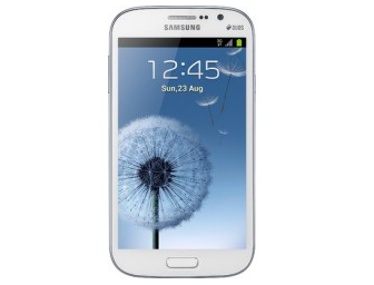 Gobol: Buy Samsung Galaxy Grand Duos I9082 (Elegant White) at Rs. 11490