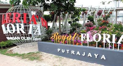Festival Floria Diraja Putrajaya 2015
