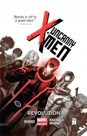 Cover of Uncanny X-Men Volume One
