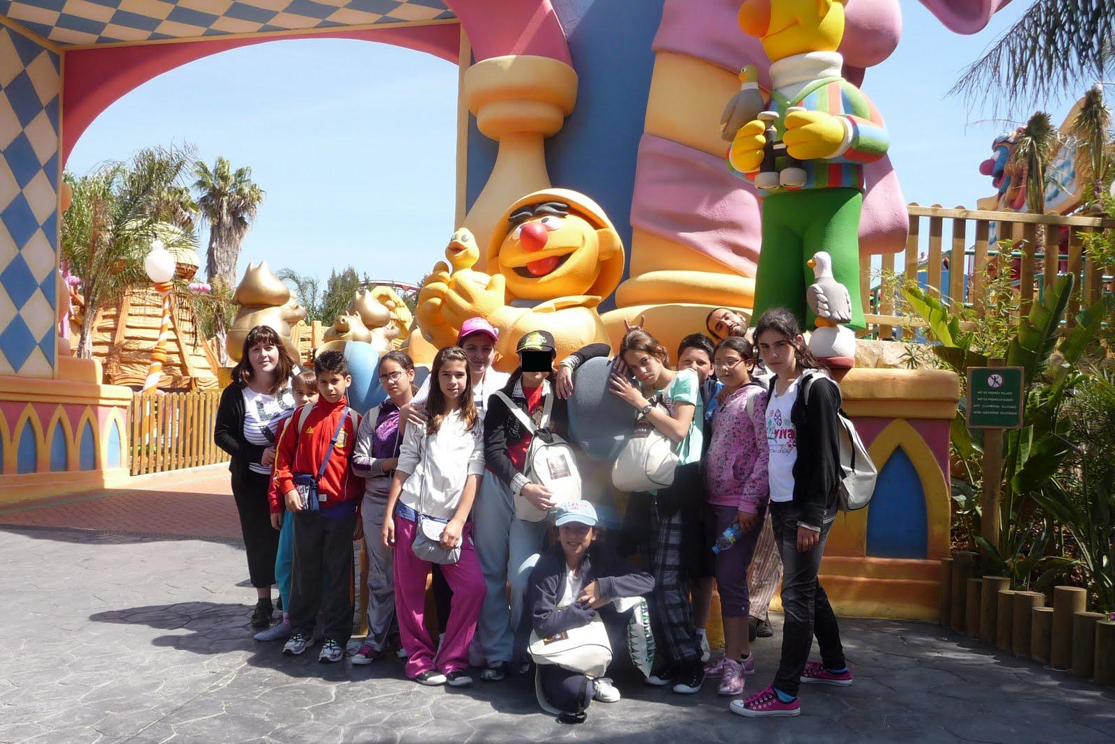 C.E.I.P JUAN XXIII Las Lumbreras Monteagudo: Viaje de Estudios 2011