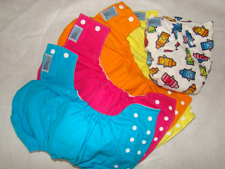 Sadie's Babies Cloth Diapers