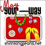 May YOUR Way Challenge @ The Sisterhood of the Shrinking Jeans