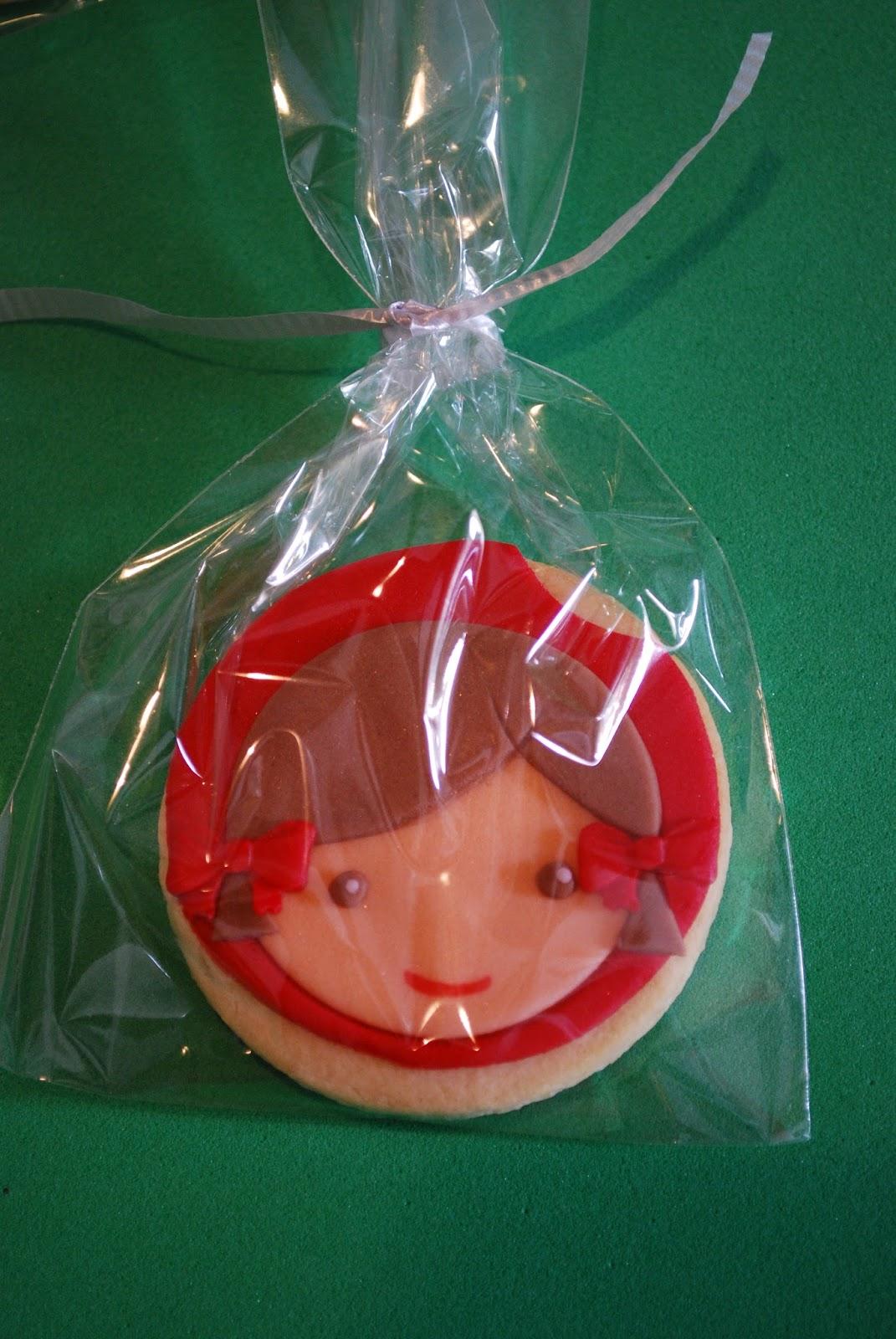 baby sugar: Cumpleaños Caperucita Roja (Arianna)