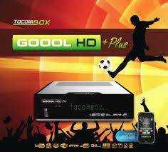 Atualizacao do receptor Tocombox Goool HD Plus V