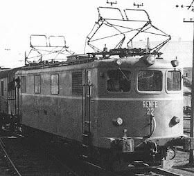 Màquina de tren trifàsica