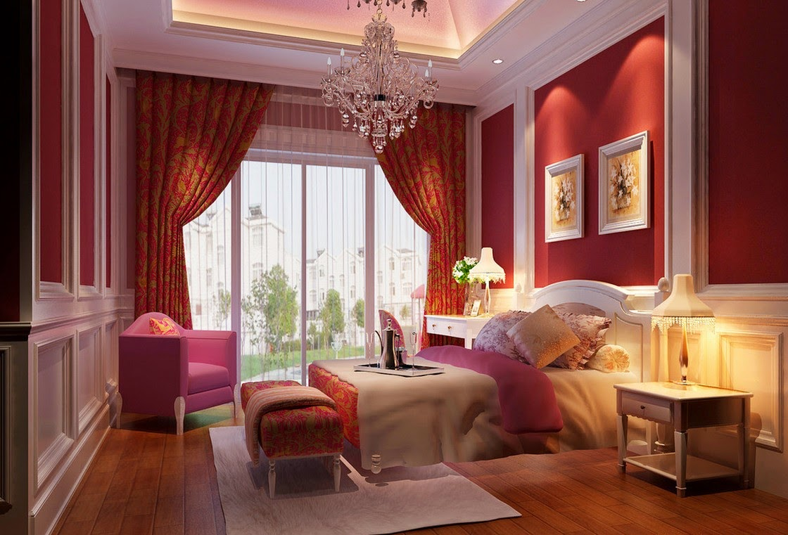 Bedroom Romantic Exotic Bedroom Design Ideas For Couples Bedroom 9808