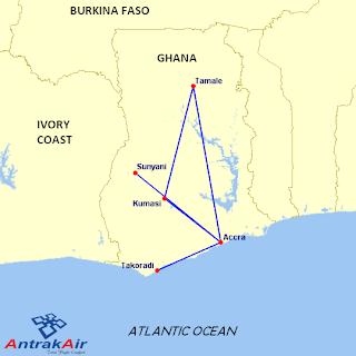 Antrak Air Ghana
