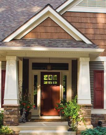 Fotos y dise os de puertas puerta de madera de entrada - Puertas de madera para entrada principal ...