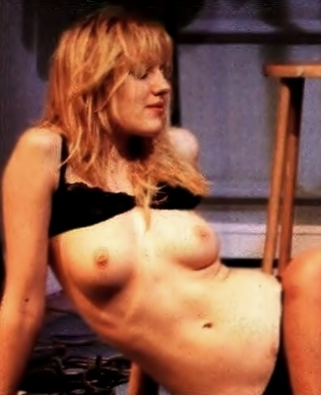 Courtney love nude pussy