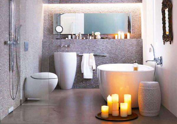 55 ideias para banheiros pequenos