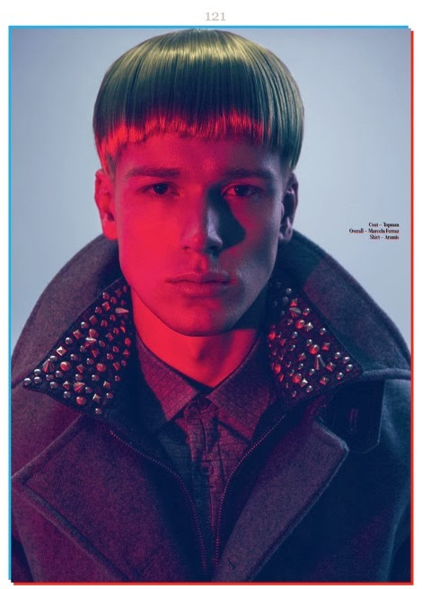 Dieter Truppel by Fernando Mazza for Kaltblut Magazine No.5