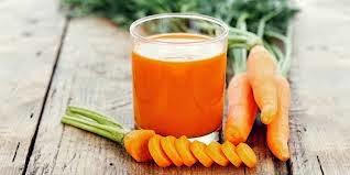 jus wortel yang segar baik untuk kesehatan kita