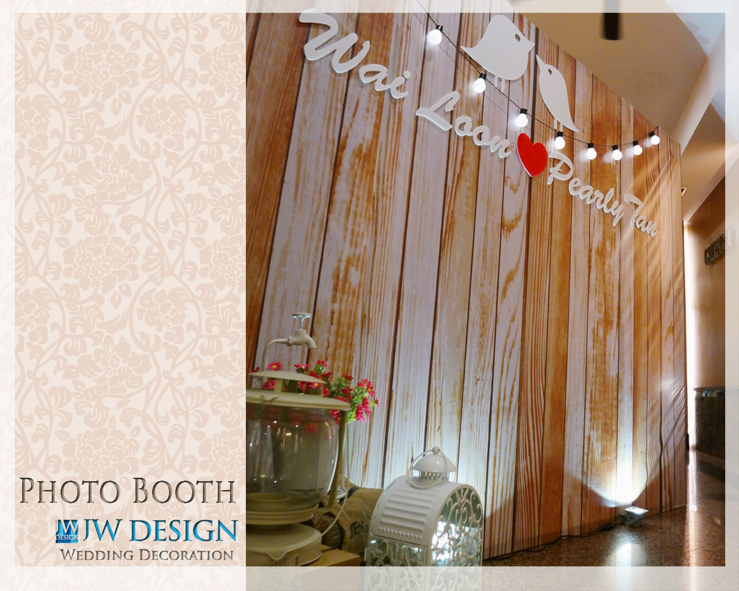 jw design wedding decoration wai loon amp pearlys wedding