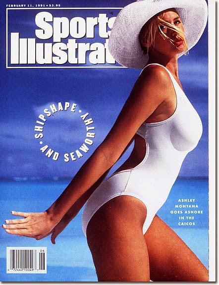 See Every SI Swimsuit Issue Cover, Ever